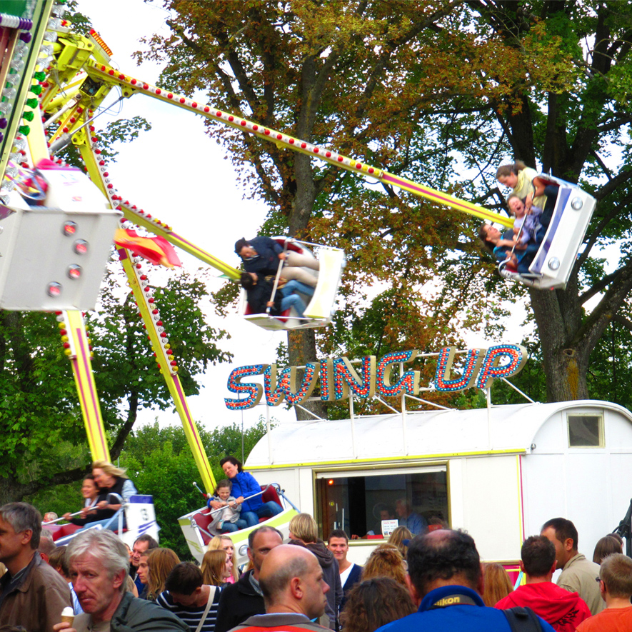 Ulmer Volksfest, Swing Up