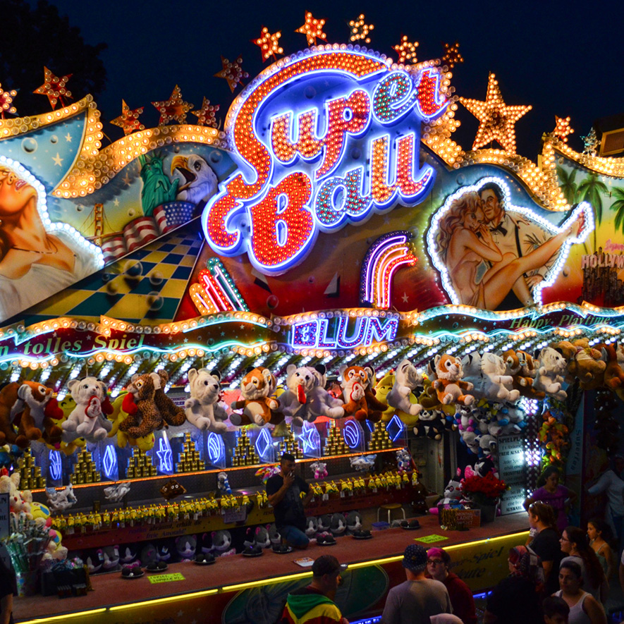 Ulmer Volksfest Super Ball